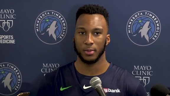 Practice Report - March 4 | Josh Okogie