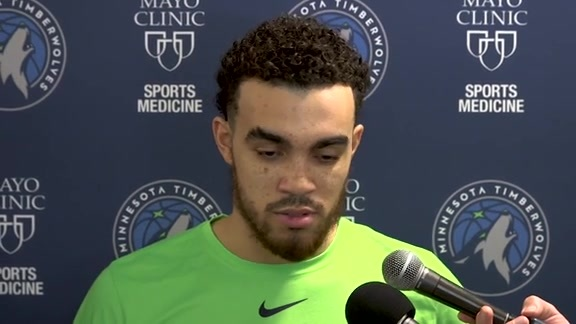 Practice Report - March 4 | Tyus Jones