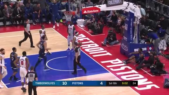 Teague With The Dirty Dish To Okogie