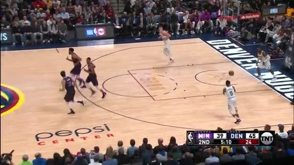 Jones With The Dime To Keita