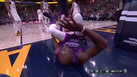 Tolliver With An Incredible And-One