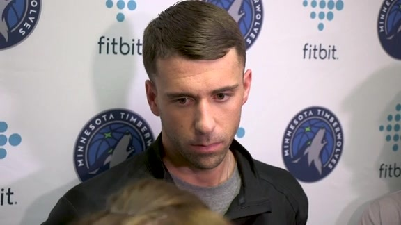 Shootaround Access - March 19 | Ryan Saunders