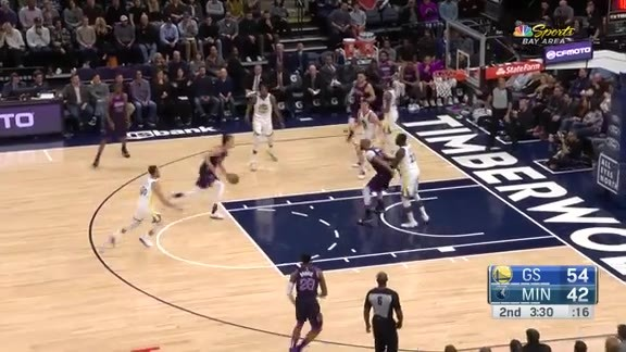 Saric Drives The Lane And Scores