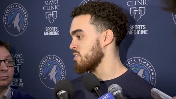 Practice Report - Mar. 25 | Tyus Jones