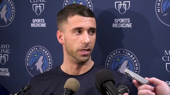 Practice Report - Mar. 25 | Ryan Saunders