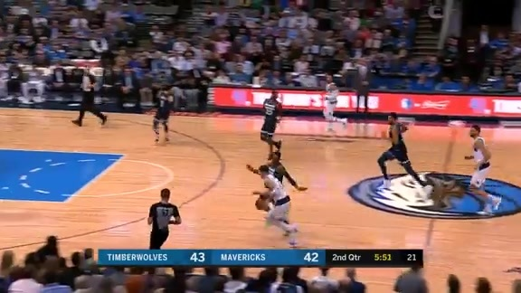 Towns With The Chase-Down Block On Luka