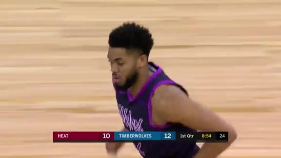 KAT With A Second-Chance Slam