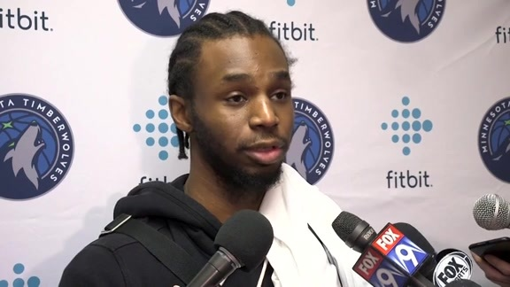 2018-19 End Of Season Interview   Andrew Wiggins