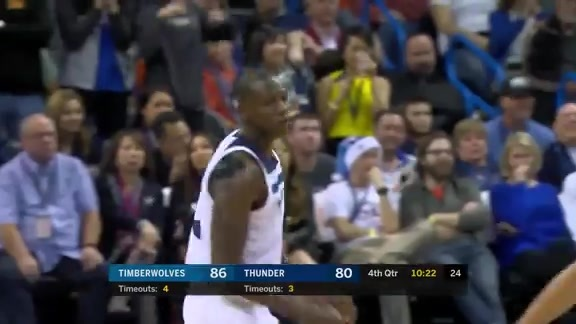Gorgui Dieng 2018-19 Highlights