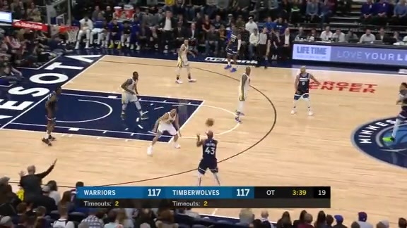 Anthony Tolliver 2018-19 Highlights