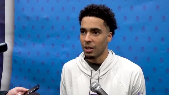 2019 NBA Combine Interview | Jontay Porter