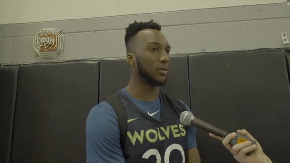 Practice Report - July 6 | Josh Okogie