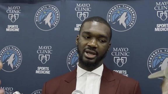 Introductory Press Conference | Noah Vonleh