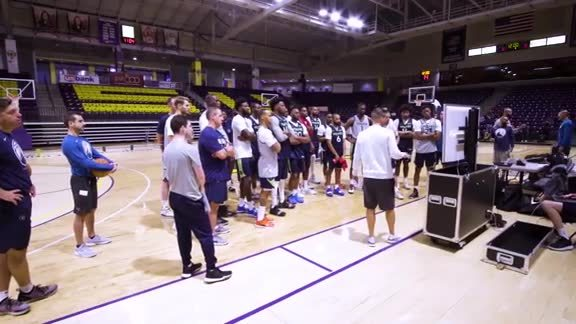 Track The Pack: Timberwolves Camp (Ep. 3)