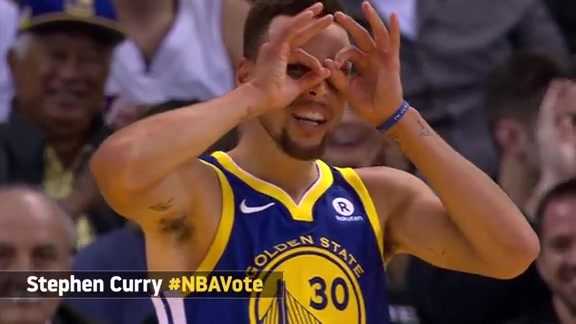 Dub the Vote: Stephen Curry