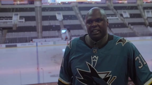 Bay Area Unite: San Jose Sharks Host 'Warriors Night'