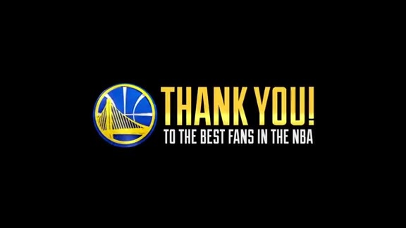 Thank You For Renewing Your Season Tickets