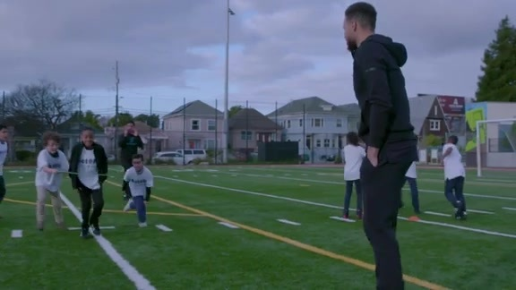 Get Fit Time-Out With Stephen Curry