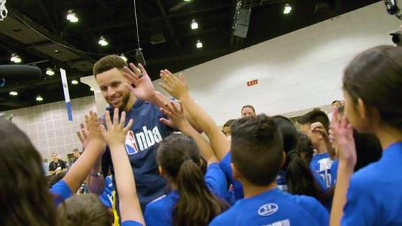 All-Star Weekend: NBA Cares