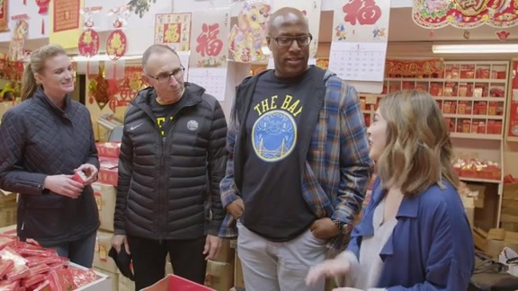 Chinatown Adventures with Warriors Coaches Mike Brown and Ron Adams - Part 2