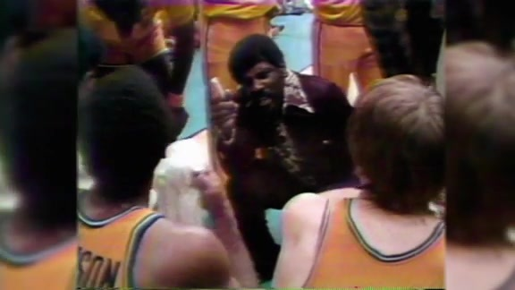 Black History is Golden: 1975 NBA Finals