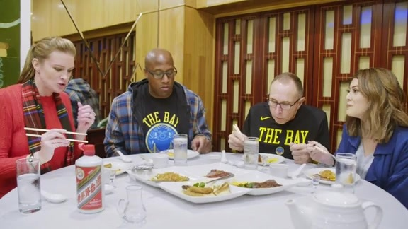 Chinatown Adventures with Warriors Coaches Mike Brown and Ron Adams - Part 3