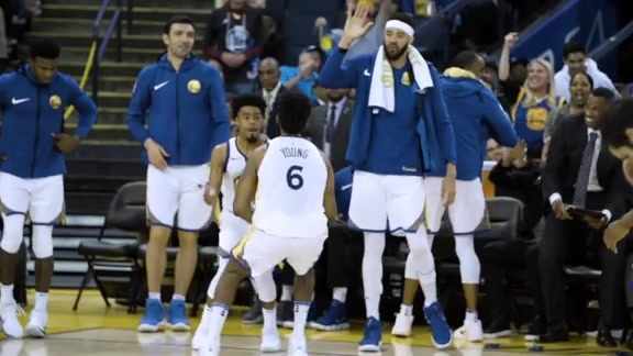 Warriors Shorts: Rising to the Occasion