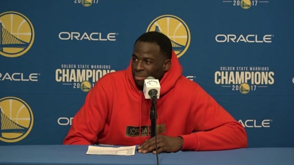 Postgame Warriors Talk: Draymond Green - 3/16/18