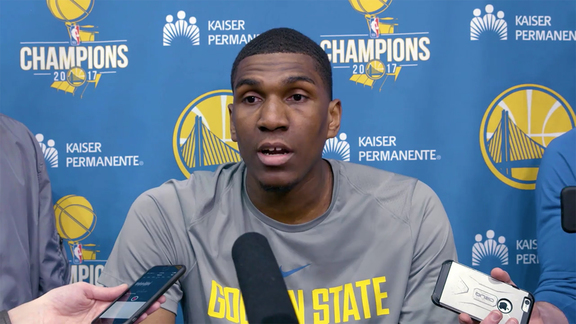 Warriors Talk: Kevon Looney - 4/13/18