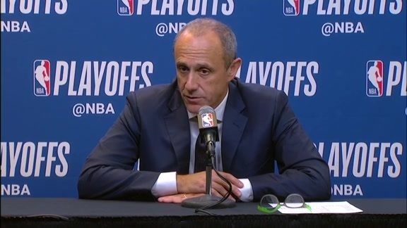 Spurs Postgame: Ettore Messina - 4/19/18
