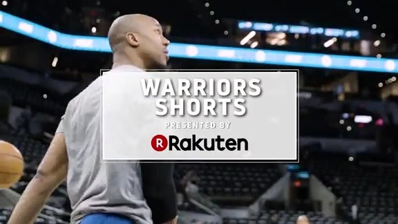 Warriors Shorts: Finding A Rhythm