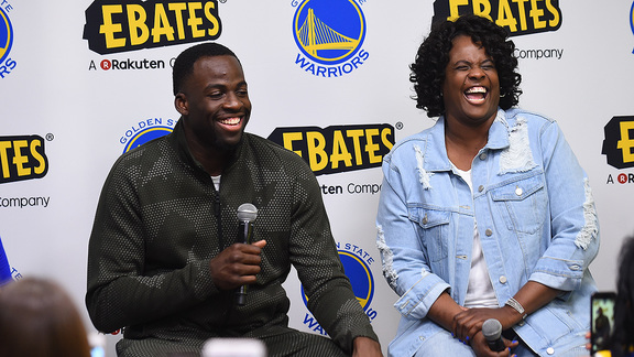 A Letter to Mom from Draymond