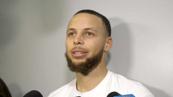 Warriors Talk: Stephen Curry - 5/23/18