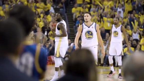 Warriors Shorts: Born For This