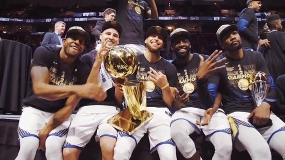 89e3a123e32 NBA Champs  Mission Accomplished. The Golden State Warriors are 2018 ...