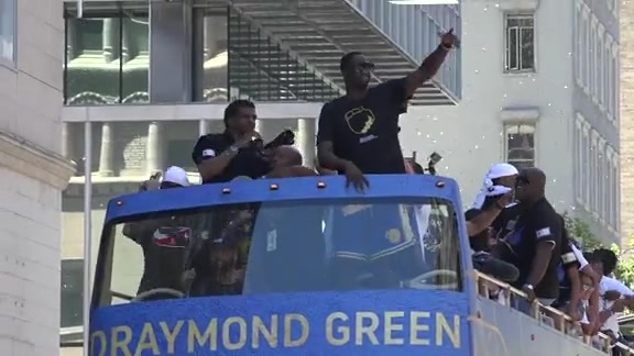 Warriors Sound: Time to Celebrate