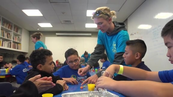 Students Visit the Oakland Museum of California