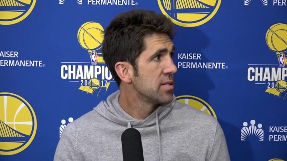 Warriors Talk: Bob Myers - 6/19/18