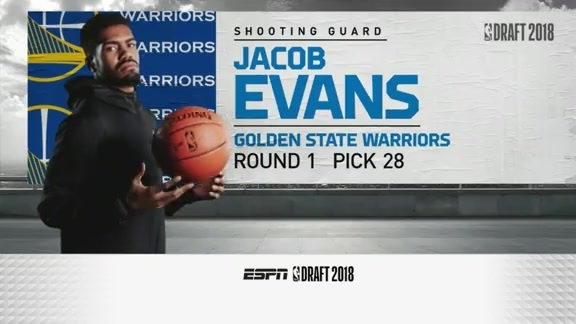 Instant Analysis: Jacob Evans