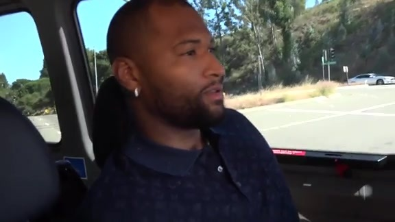 Warriors Sound: Ride-Along with DeMarcus