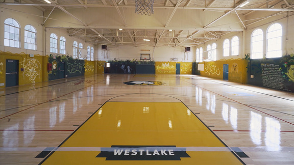 Westlake Middle School Court