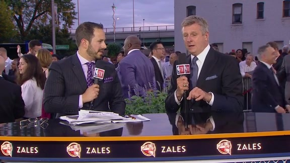 NBA TV: Rick Welts at the Hall of Fame