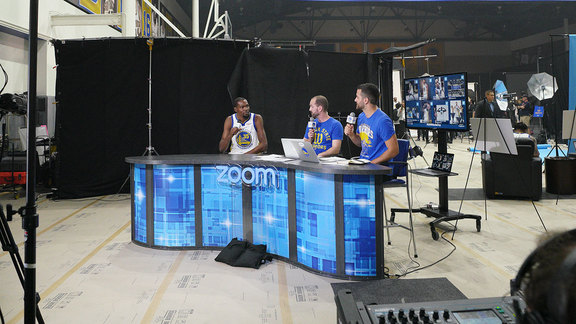 Warriors Live, Presented By Zoom: Part 1