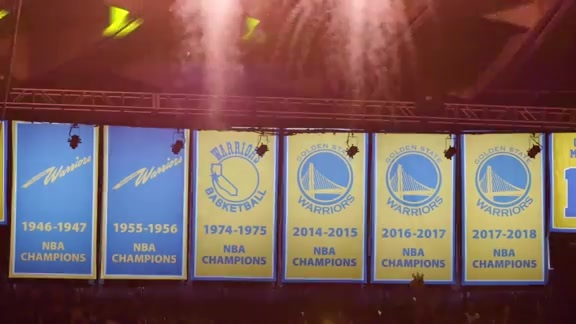 All Access: Ring Ceremony & Banner Reveal