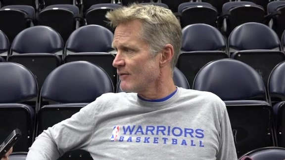 Warriors Sound: Shootaround in Utah