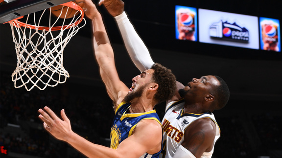 Game Rewind: Warriors 98 - Nuggets 100