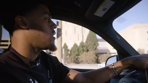 Opening Night Ridealong with Quinn Cook
