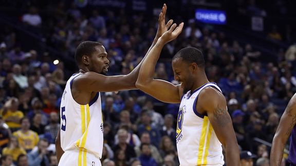 Game Rewind: Warriors 123 - Suns 103