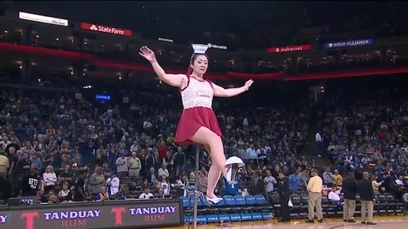 Red Panda Returns to Oracle Arena