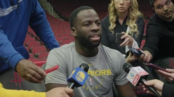 Warriors Talk: Draymond Green - 11/15/18